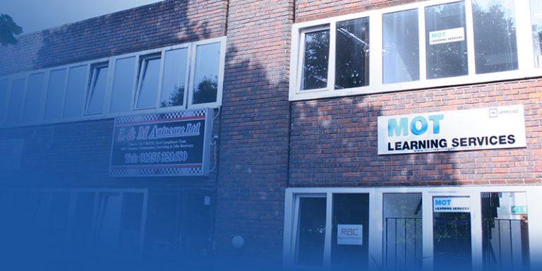 MOT Training Centre in Basingstoke